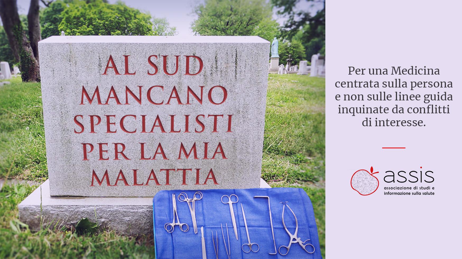 campagna delle tombe della ASSIS
