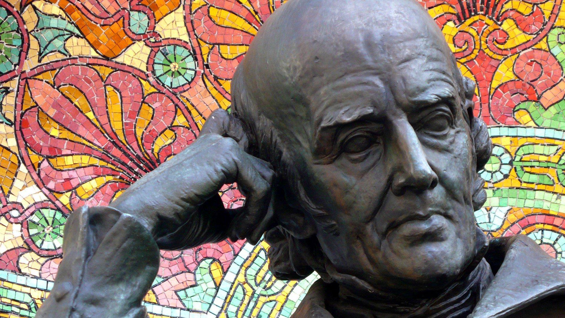 statua di Hahnemann USA