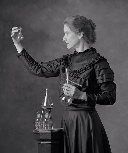madame Curie due premi Nobel